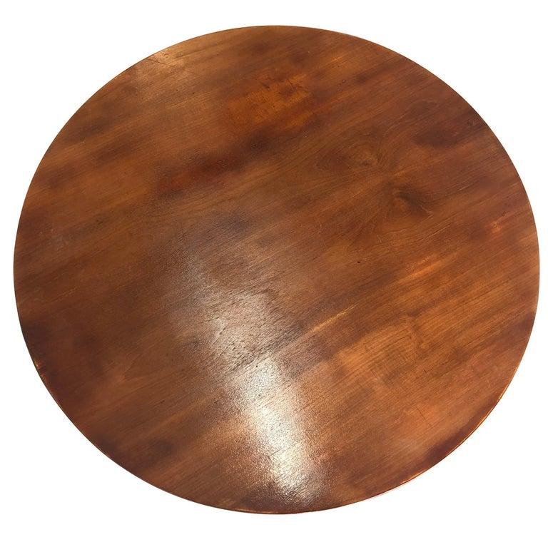 20th Century Danish Andreas Tuck Teakwood Coffee Table by Hans J. Wegner For Sale 1