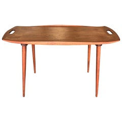 20th Century Danish Teakwood Side Table by Jens Harald Quistgaard