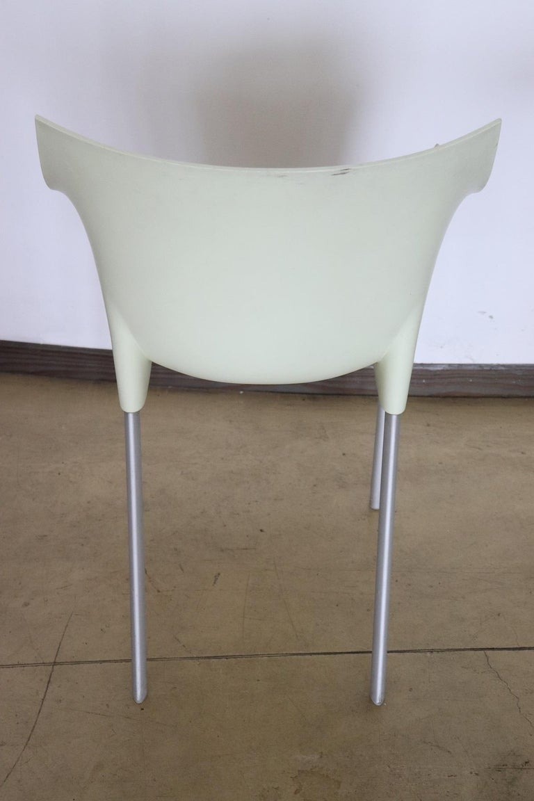 20th Century Design Table and Chairs by Philippe Starck for Kartell, 1990s For Sale 2