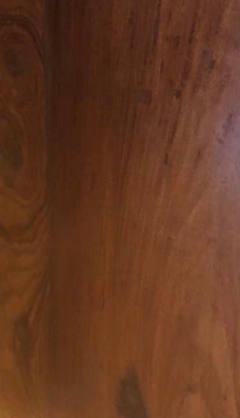 Indian Pierre Jeanneret Pigeon Hole Desk, Circa 1958 For Sale
