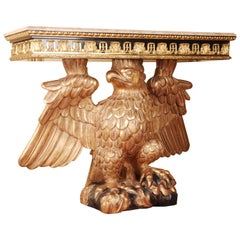20th Century Eagle Console after a Model by William Kent