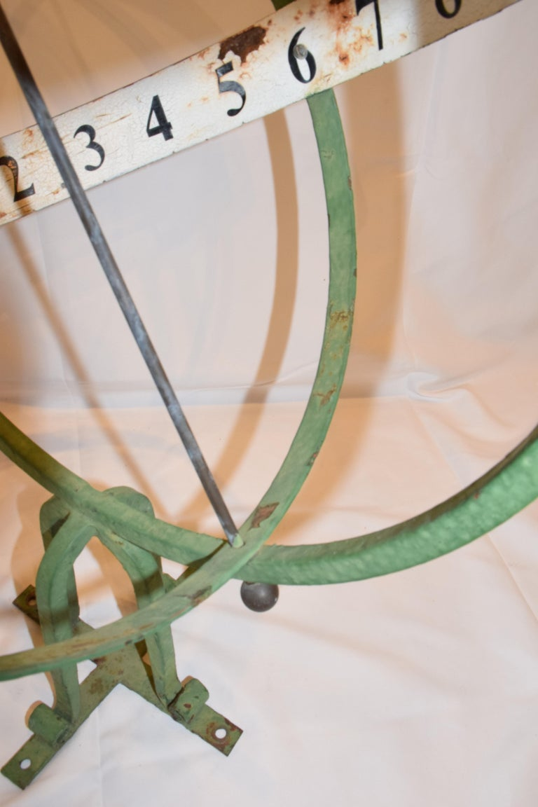 20th Century English Armillary Sphere For Sale 7