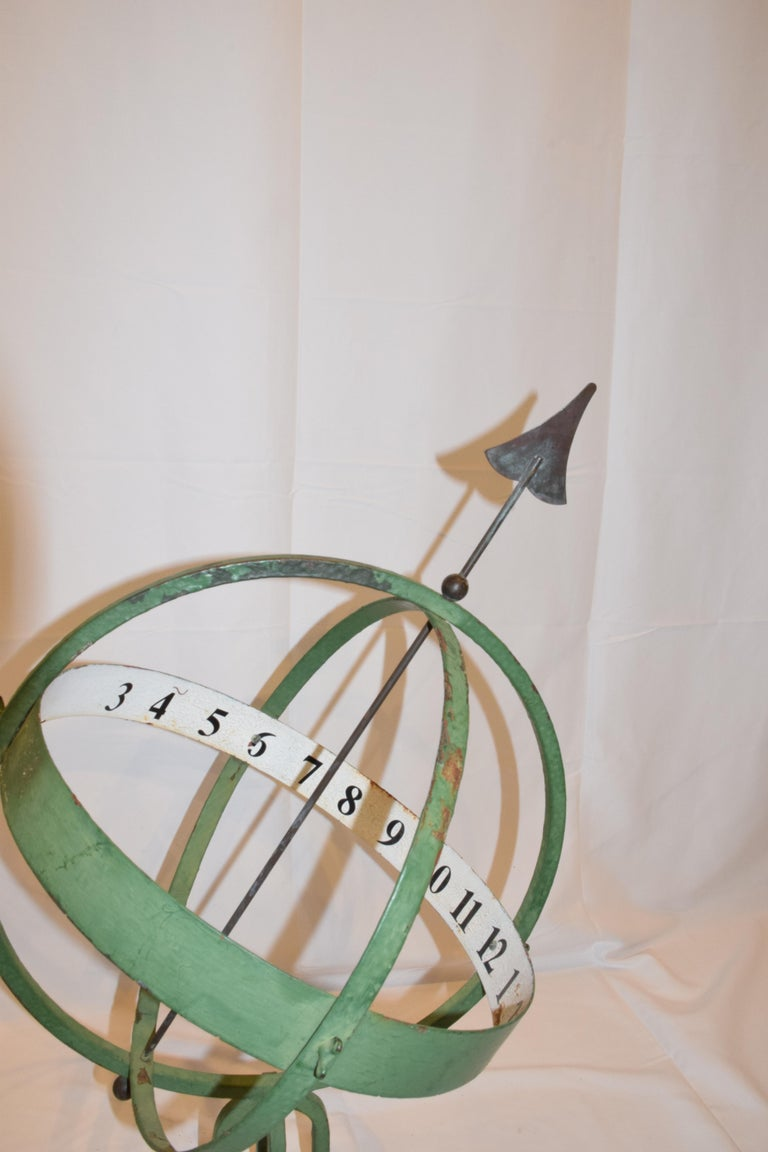 20th Century English Armillary Sphere For Sale 3