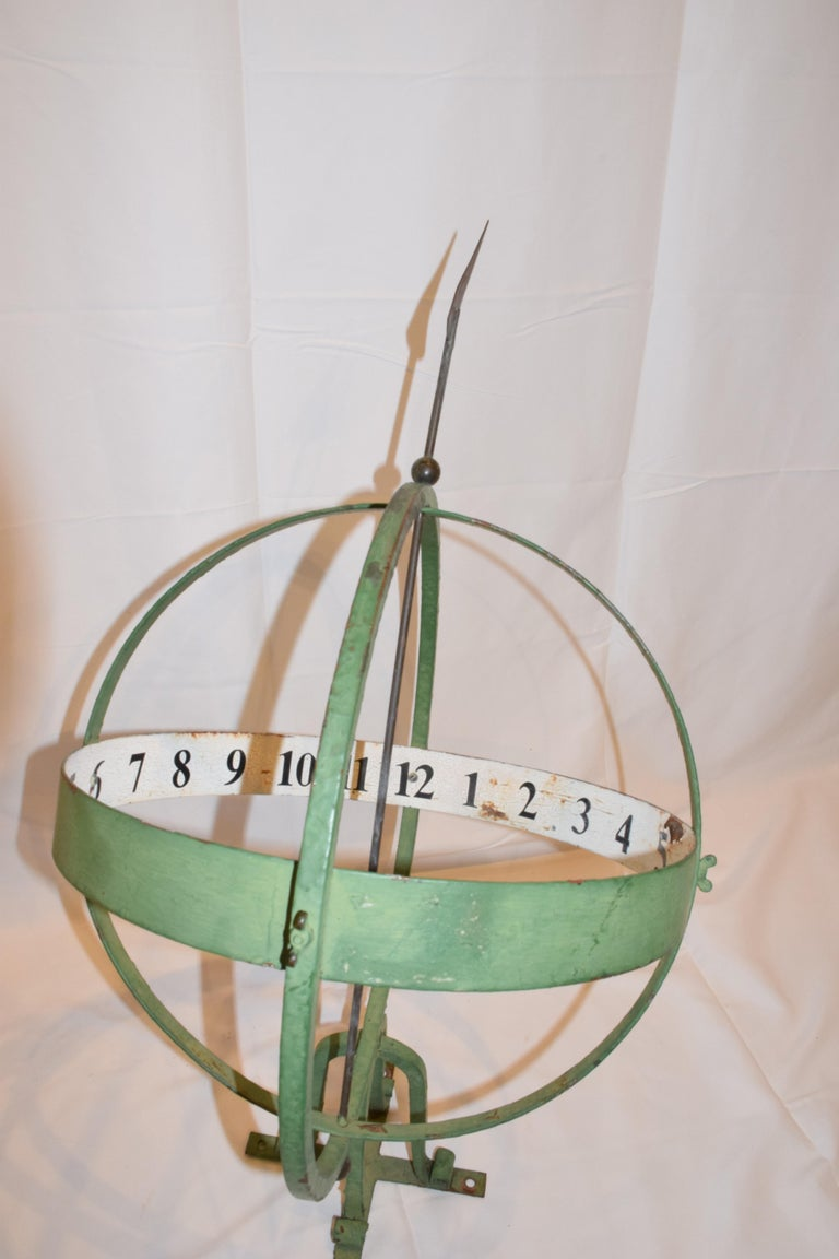 20th Century English Armillary Sphere For Sale 4