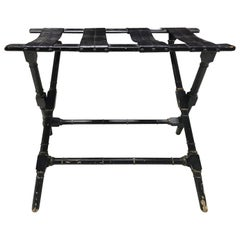 20th Century English Butler's Tray Folding Stand/Luggage Rack
