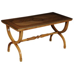 20th Century English Empire Style Coffee Table