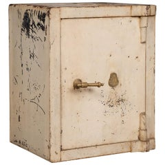 20th Century English Fire Proof Safe, circa 1930