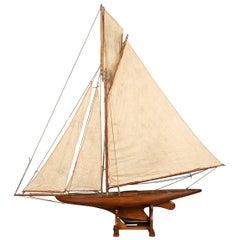 Wood Nautical Objects