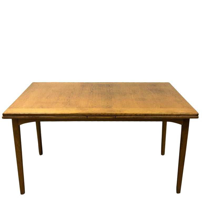 20th Century Extension Table Carl Malmsten For Sale 4