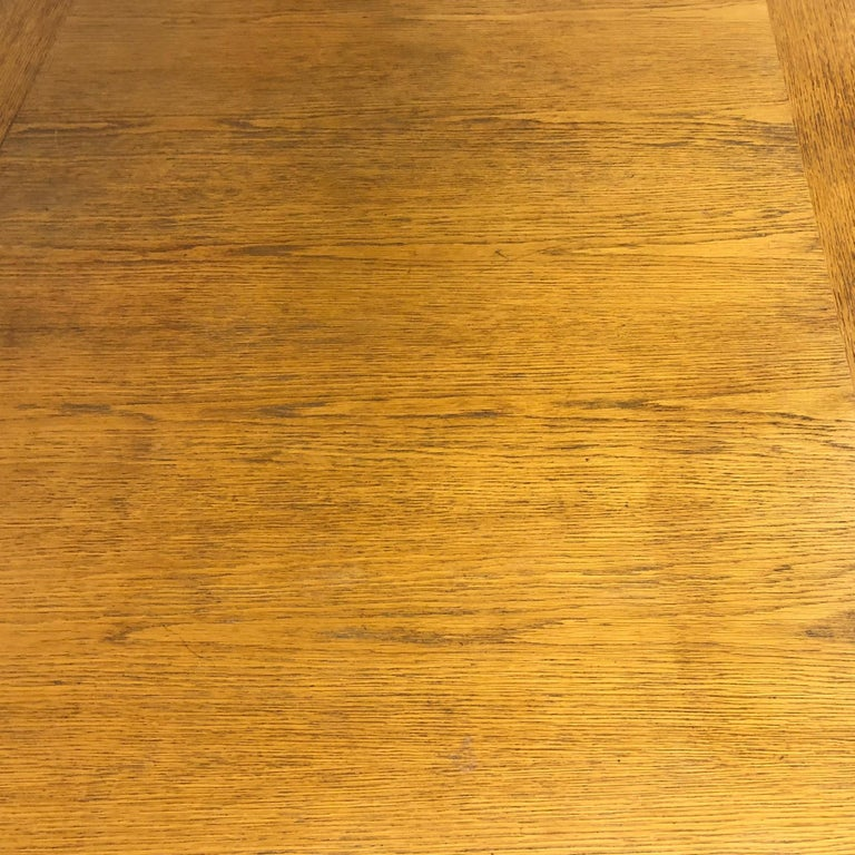 20th Century Extension Table Carl Malmsten For Sale 1
