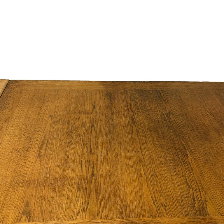 20th Century Extension Table Carl Malmsten For Sale 2