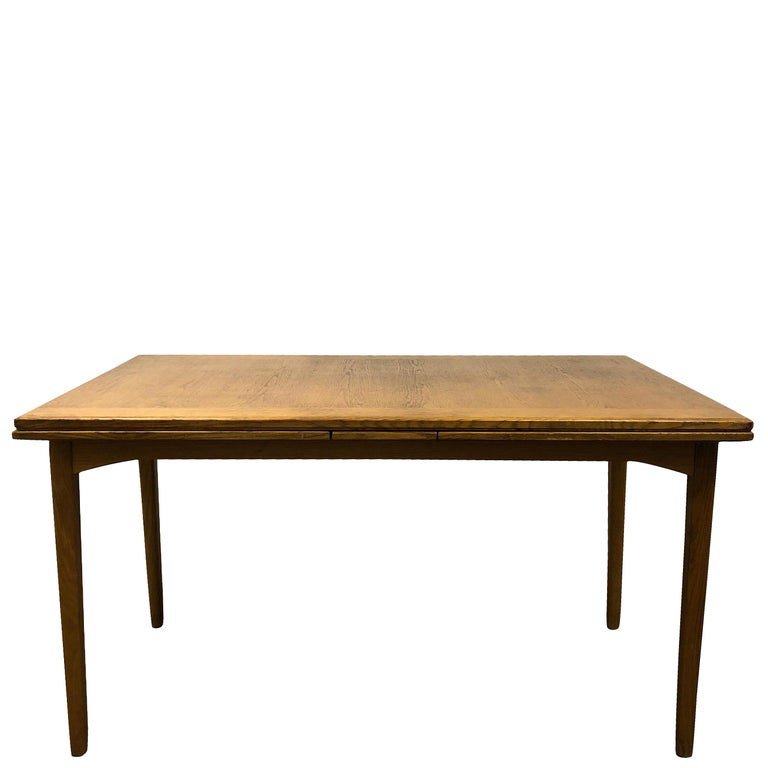 20th Century Extension Table Carl Malmsten For Sale 3