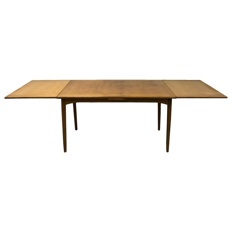 20th Century Extension Table Carl Malmsten For Sale