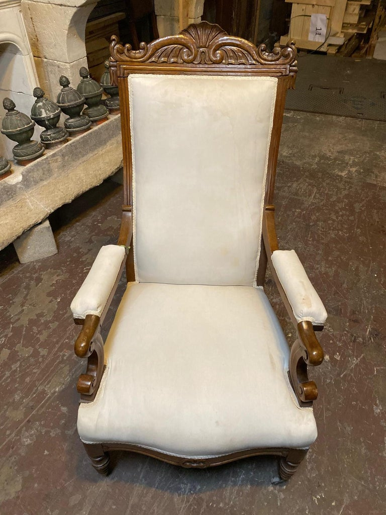 20th Century French Armchair For Sale 1