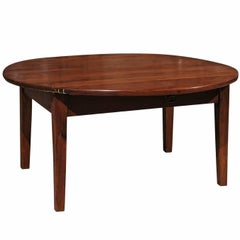20th Century French Cherry Coffee Tables, circa 1900
