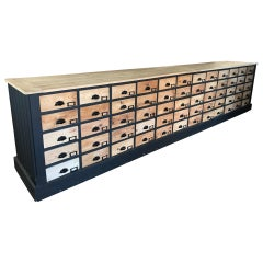 20th Century French Large Chests of Drawer