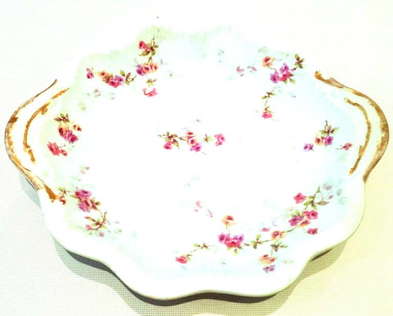 20th Century French Limoges Set of Three Serving Pieces by, Theodore Haviland For Sale 9