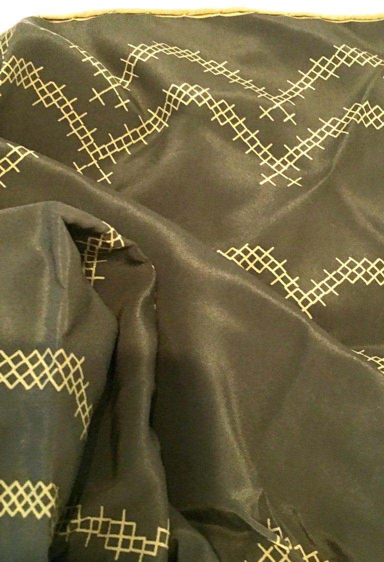20th Century French Silk Christian Dior
