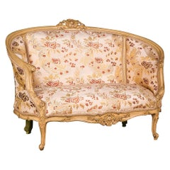 20th Century, French Sofa in Louis Seize Style