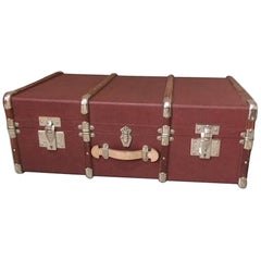 20th Century French Traveling Trunk