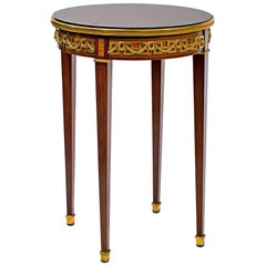 20th Century, French Wood Louis XVI Style Coffee Table