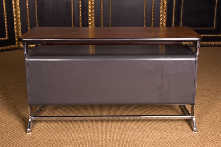 20th Century George Nelson Designer Desk Action Office Series for Herman Miller For Sale 4