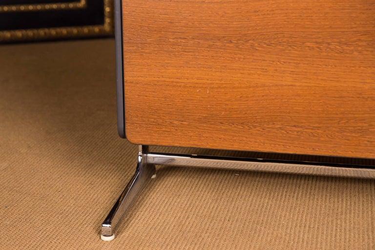 Modern 20th Century George Nelson Designer Desk Action Office Series for Herman Miller For Sale