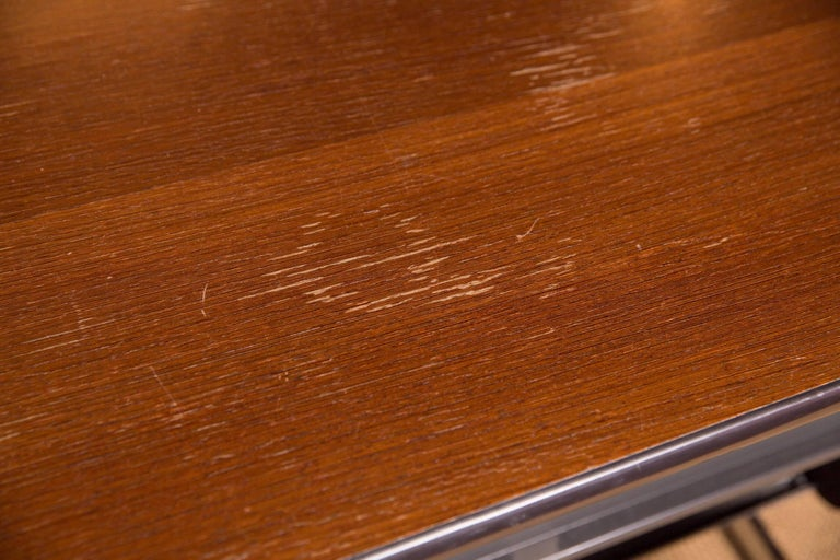 Steel 20th Century George Nelson Designer Desk Action Office Series for Herman Miller For Sale