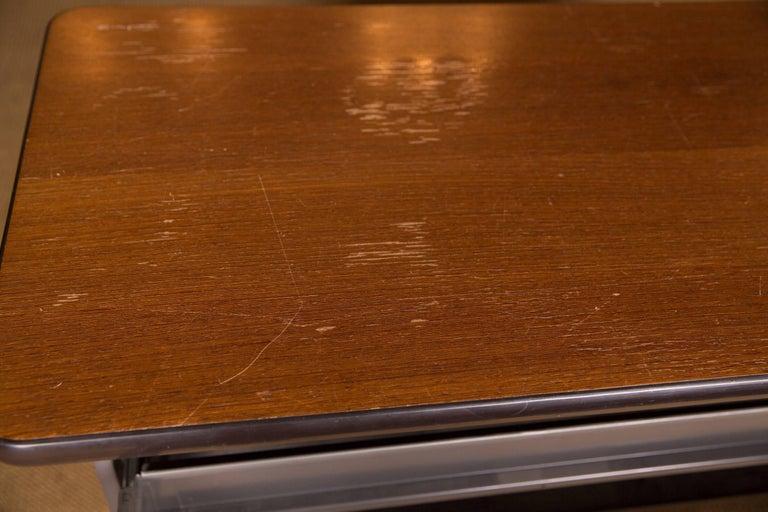 20th Century George Nelson Designer Desk Action Office Series for Herman Miller For Sale 2