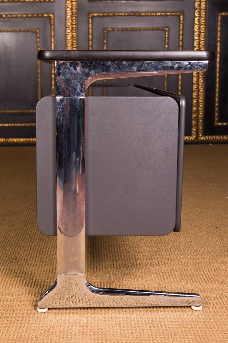 20th Century George Nelson Designer Desk Action Office Series for Herman Miller For Sale 3