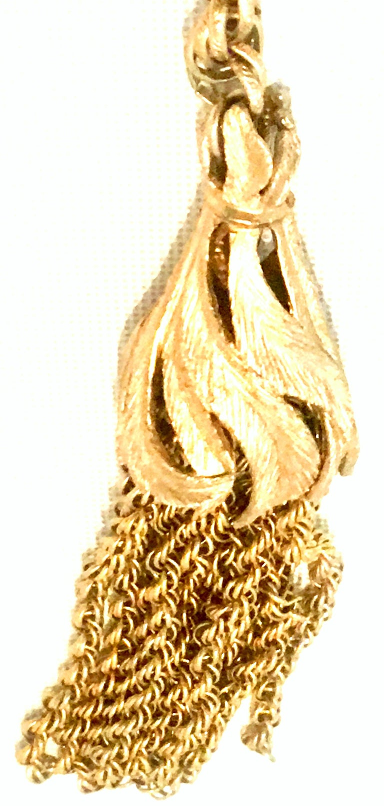 Women's or Men's 20th Century Gold Plate
