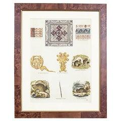 20th Century Graphic / Antique, Ornaments