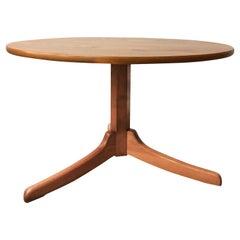 20th Century Gueridon Table by Josef Frank