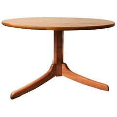 20th Century Gueridon Table, Swedish Side Table by Josef Frank