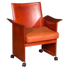 20th Century High Quality Designer Armchair by Matteo Grassi Korium