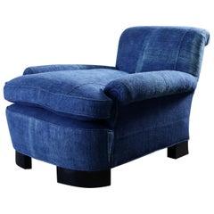 20th Century Howard Style English Armchair