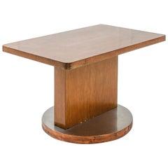 20th Century Ico Parisi Center Table Unique Piece for Private House
