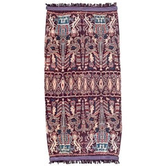 20th Century Indonesian Ikat Textile