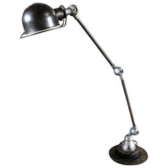 20th Century Industrial Desk Lamp by Jean Louis Domecq