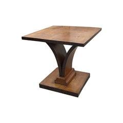 20th Century Italian Art Deco Side Table, 1940s
