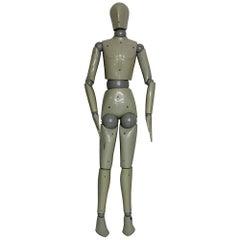 20th Century Italian Artist's Mannequin