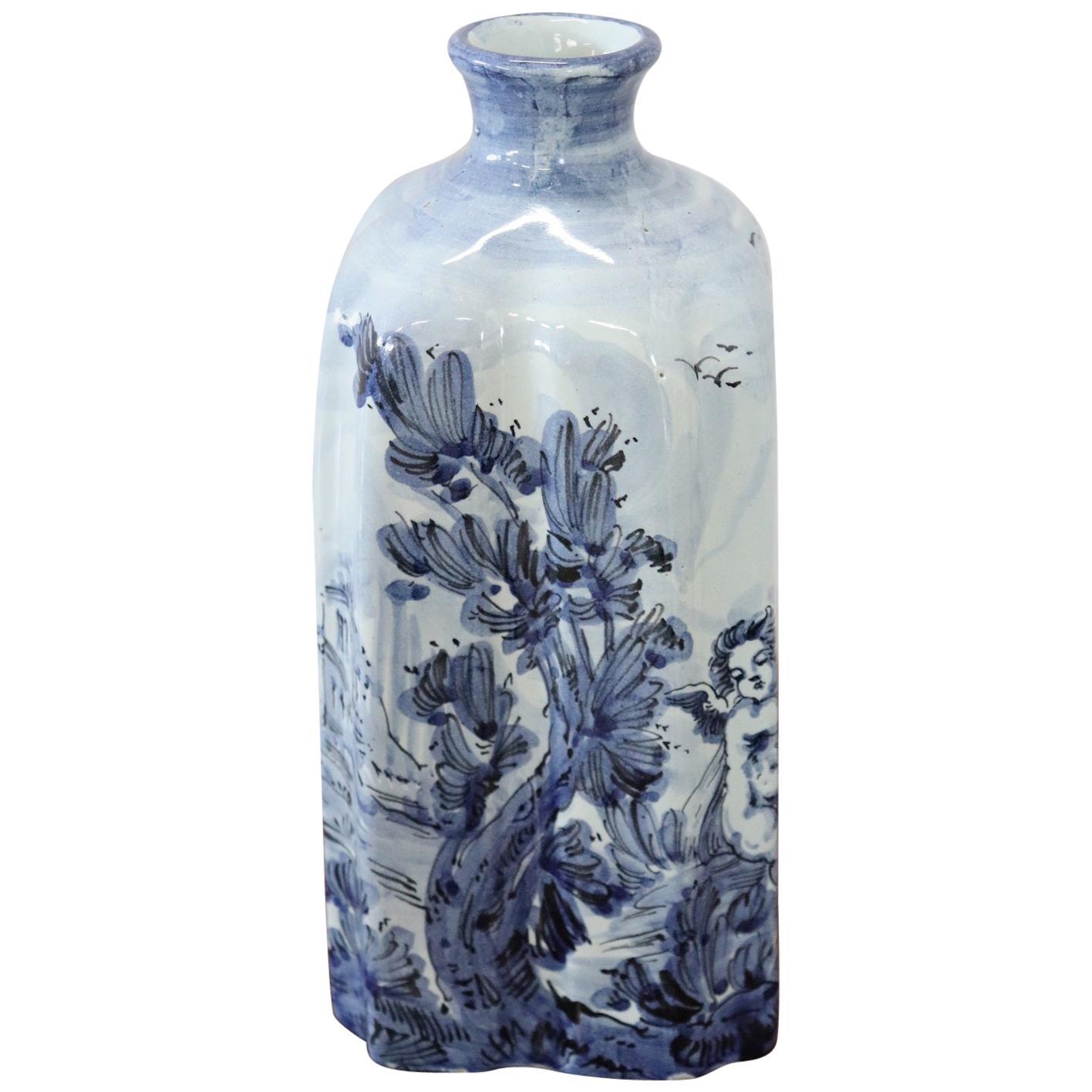20th Century Italian Ceramic Vase