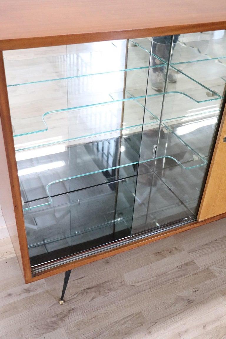 20th Century Italian Design Bar Cabinet or Dry Bar, 1960s 2