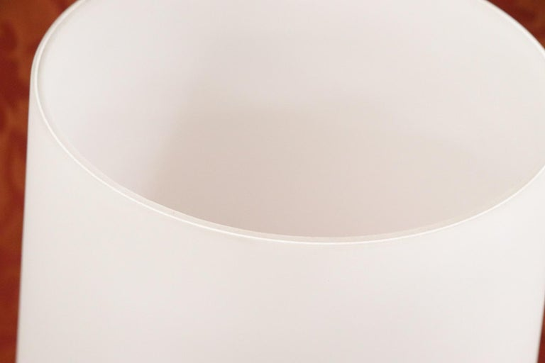 Gilt 20th Century Italian Design Table Lamp by Max Ingrad for Fontana Arte, 1954 For Sale