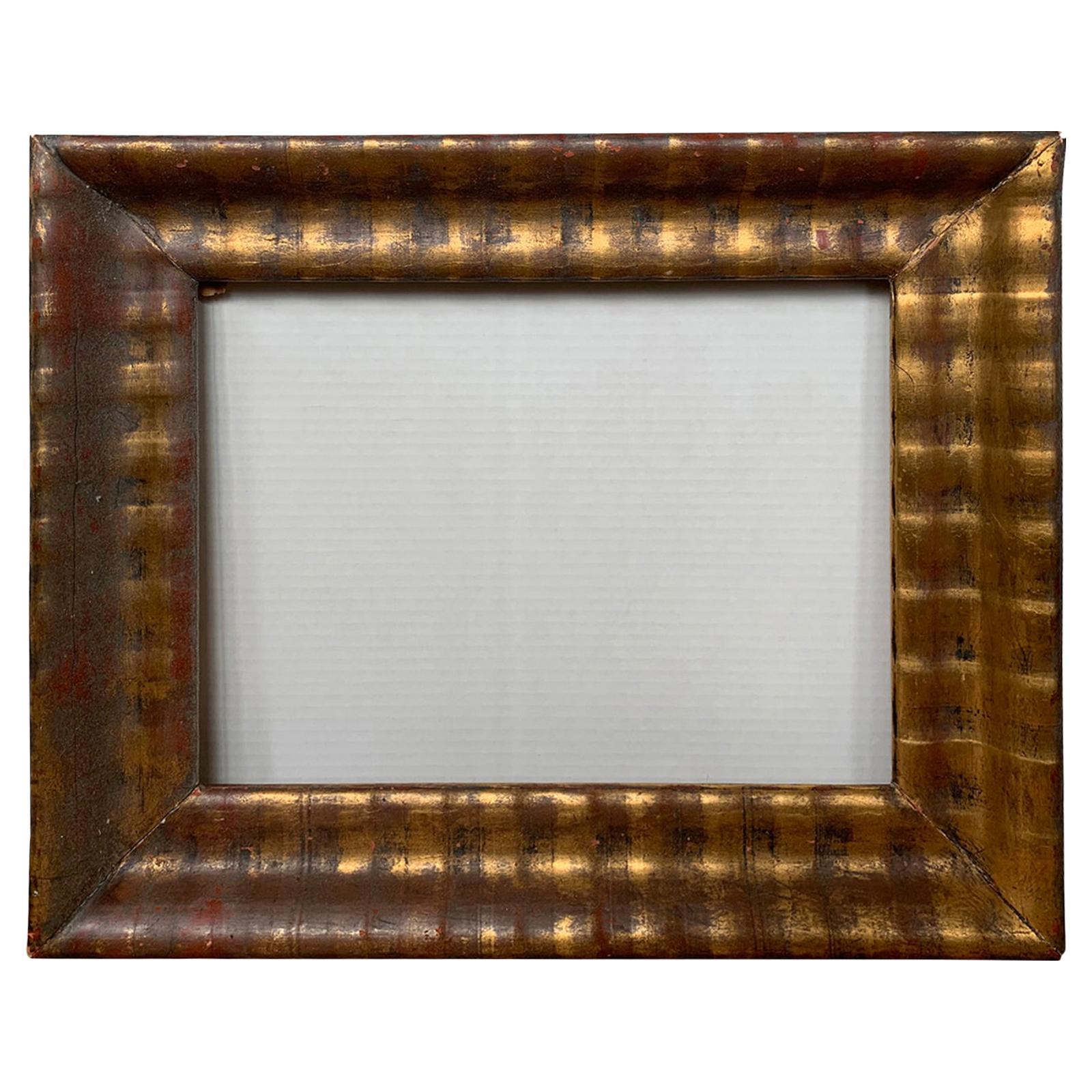 20th Century Italian Giltwood Frame