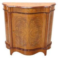 20th Century Italian Mahogany Small Cabinet