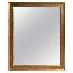 20th Century Italian Neoclassical Gilded Mirror, circa 1960s