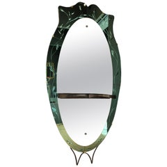 20th Century Italian Wall Mirror Specchiera