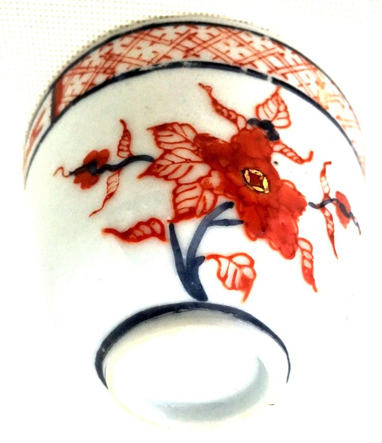 20th Century Japanese Hand Painted Porcelain Dinnerware