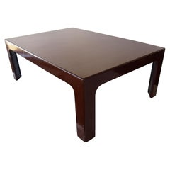 20th Century Japanese Lacquered Low Table